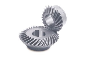 how to draw bevel gear