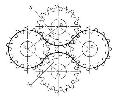 Complex Gear System Art Concepts