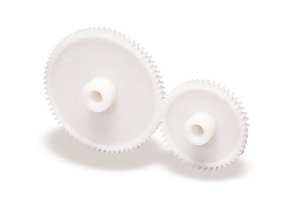 Injection Molded Spur Gears