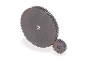 Steel Hubless Spur Gears