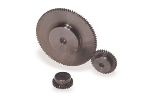 Steel Thin Face Spur Gears
