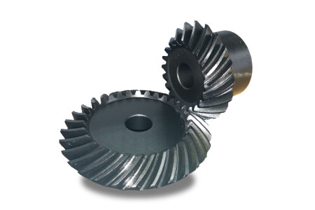 typical image of Spiral Bevel Gear
