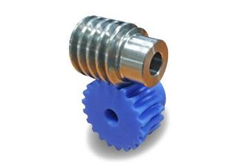 plastic worm gears