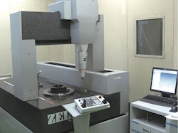 Zeiss 3D inspection machine