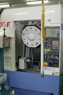 kira machining center