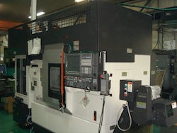 mazak machining center