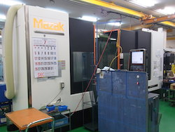 mazak super velocity center 2000