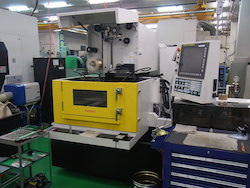 fanuc wire cut machine