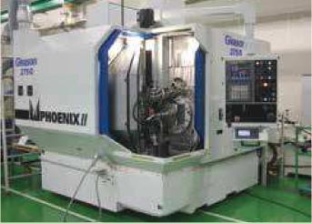 Bevel Gear Grinding Machine (Gleason PH 275HG)