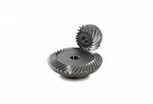 MBSG Ground Spiral Bevel Gears