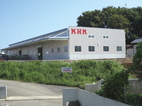 KHK Noda 2nd factory