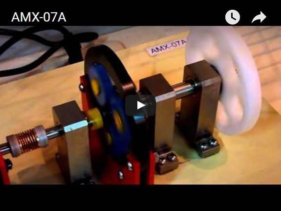 齿轮应用7A 单级行星减速器