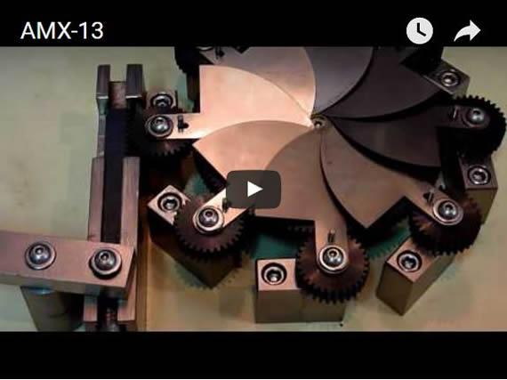 齿轮应用13 齿轮型循环开/关装置