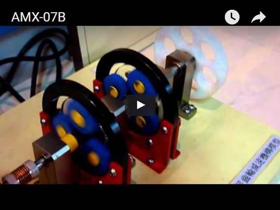 齿轮应用7B 双级行星减速器
