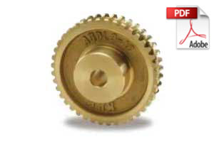 AGDL worm gear