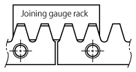 An example of Rack Joining, we recommend the following method_01