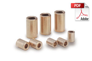 BB Sintered Metal Bushings