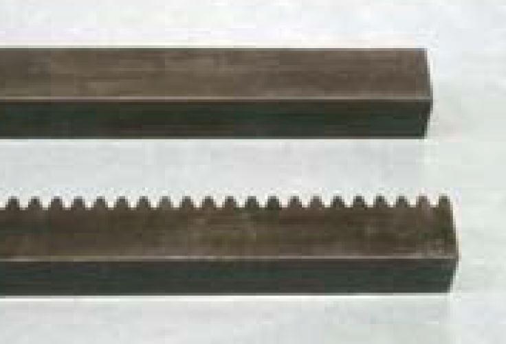 Gear Rack Cutting