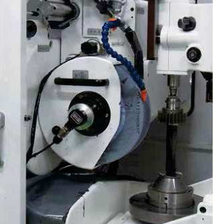 Gleason Cylindrical Gear Grinding Machine_1