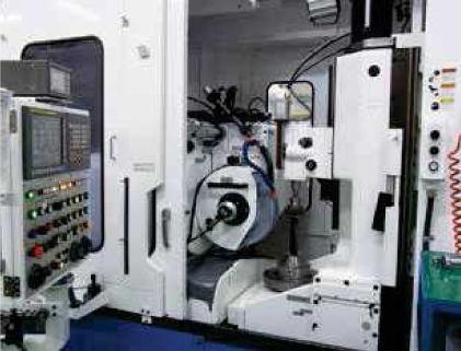 Gleason Cylindrical Gear Grinding Machine_2