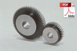 KHG helical gears