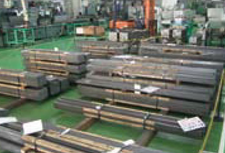 Rack Material Procurement