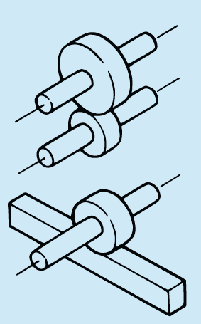 Parallel Axis Gears