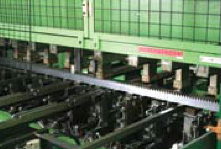 Rack Press Operations