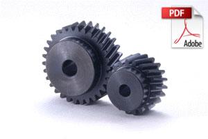 SH helical gears