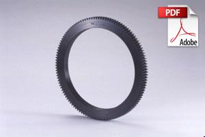SSR Steel Ring Gears (Spur Gears)