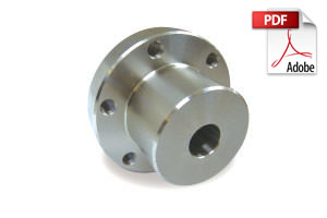 SUKB Stainless Steel Hubs for PSA