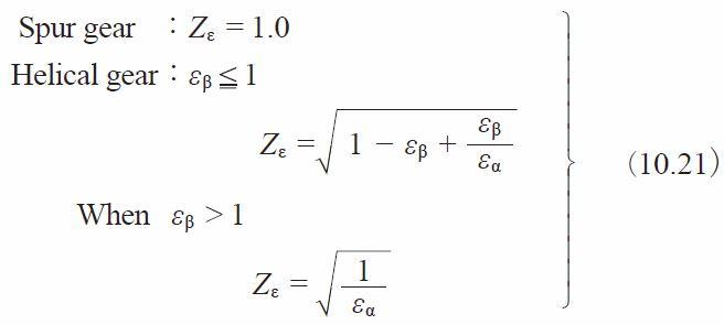 formula 10.21