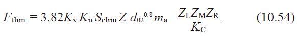 formula 10.54