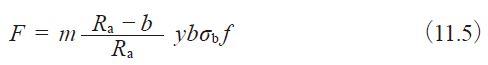 formula 11.5