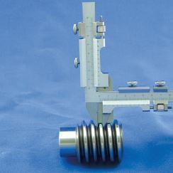 gear tooth vernier caliper