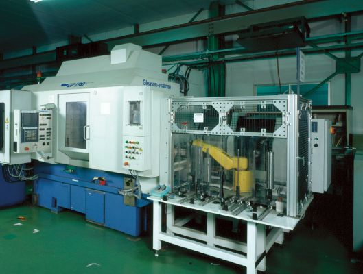CNC Dry Cut Hobbing Machine (GP130)