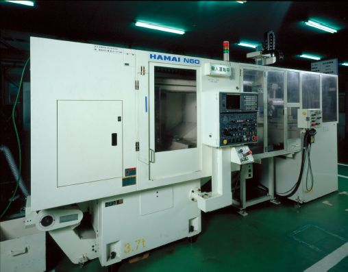 CNC Dry Cut Gear Hobbing Machine (N60)