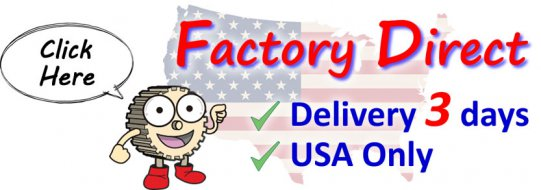 banner to USA shopping website