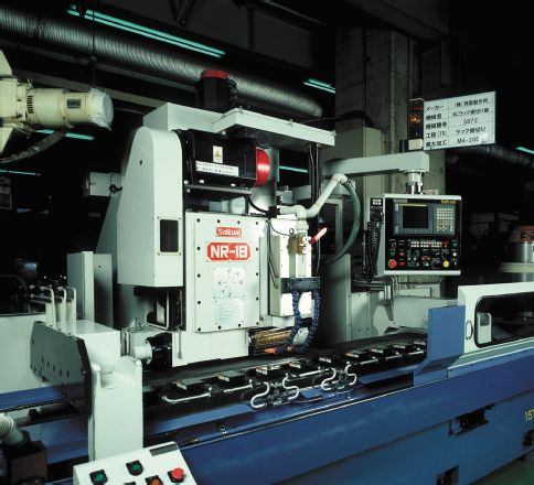 CNC Rack Cutting Machine (NR 18S)
