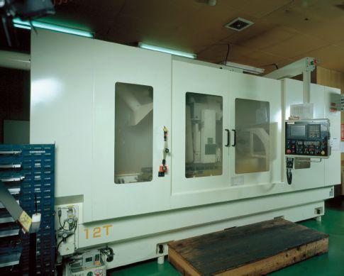CNC Rack Grinding Machine (NRG 100)
