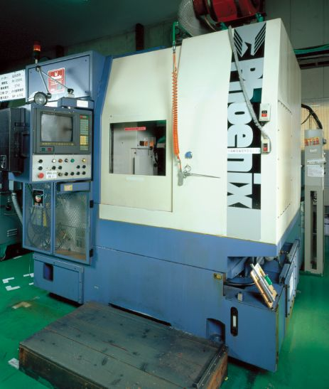 CNC Hypoid Grinding Machine (PH 200G)