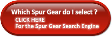 spur gear selection button