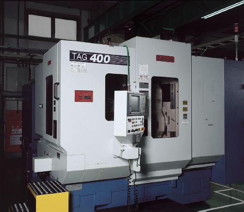 CNC Gear Grinding Machine (TAG400)