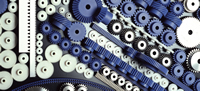 many types of gears